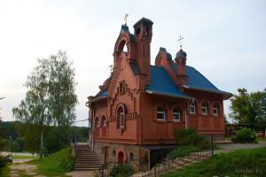 Беларучи церковь