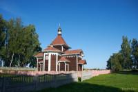 церковь в Горно