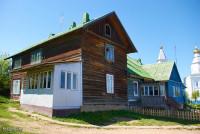 Логойск архитектура