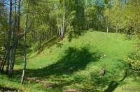 Логойск замчище