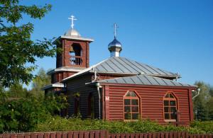 Околово церковь