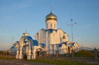Лунинец церковь