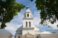 костел в Дарево