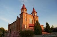костел в Ляховичах