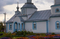 Любань церковь
