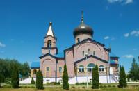 Марьина Горка церковь