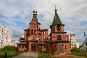 Боровляны церковь