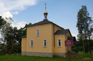церковь в Городище
