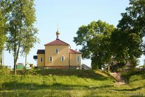 деревня Городище