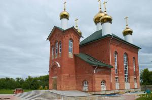 Крупица церковь