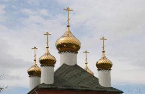 церковь в Крупице