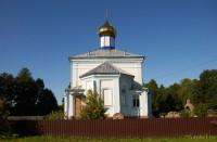 церковь в Черессах