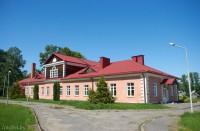 усадебный дом Милошей