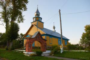 церковь в Кублищине