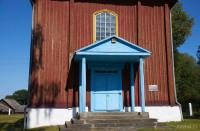 Леонполь церковь