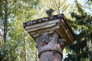 Леонполь мемориальная колонна