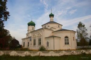 Голени церковь