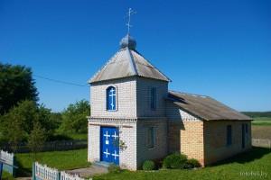 Граничи церковь