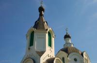 Лебедево церковь