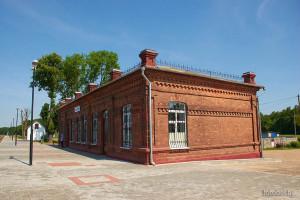 Станция Пруды