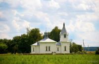 Церковь в Плодовой