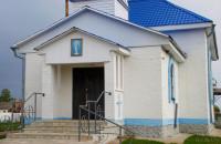 Слобода церковь