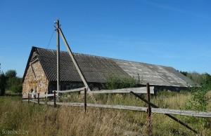 деревня Мокрица