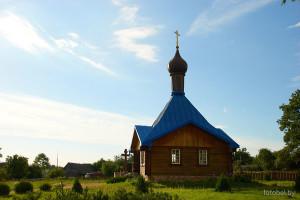 Церковь в Свири
