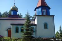 церковь в Занарочи