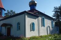 Занарочь церковь
