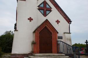 часовня в деревне Макаши