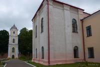 монастырь в Несвиже