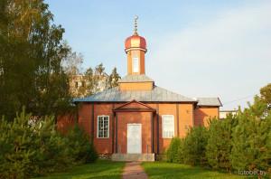 Новогрудок мечеть