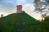 Замок в Новогрудке