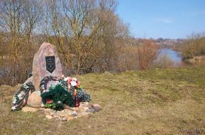 Место Оршанской битвы