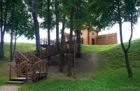 замчище в Копысе