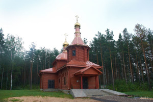храм в Осиповичах