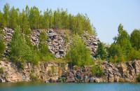 Гранитный карьер в Глушковичах