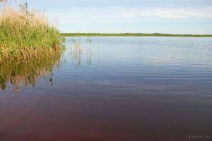 Озеро Береща