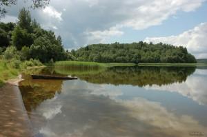 Озеро Берново