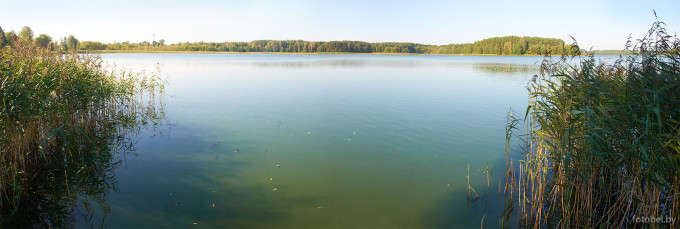 Озеро Берштовское