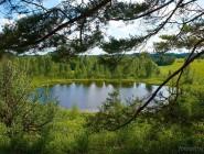 Озеро Божье Око