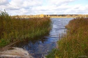Озеро Буевское