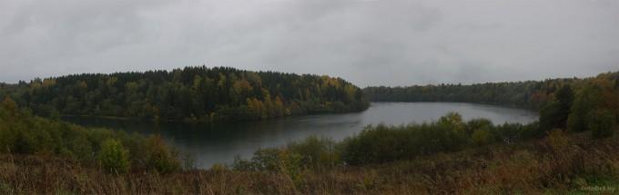Озеро Гиньково
