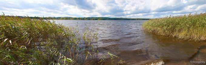 Озеро Гомель