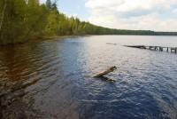 Озеро Кромань