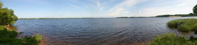 Озеро Лепельское