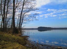 Озеро Лешно