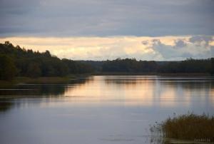 Озеро Липно
