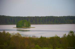 Озеро Матырино